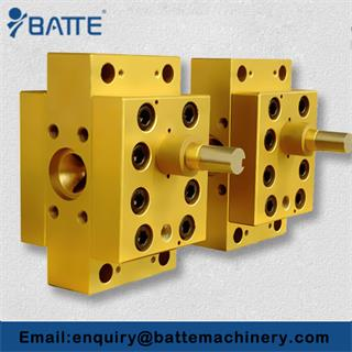 Thermoplast Melt Pumps Extrusion