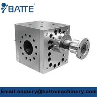Plastic Extruder Gear Pump
