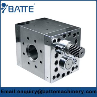Gear Pump For Rubber Extruder