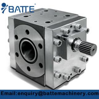 Volumetric gear pumps