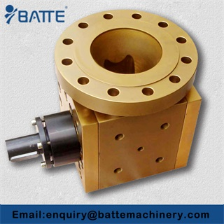 Manufacturing discharge gear pumps
