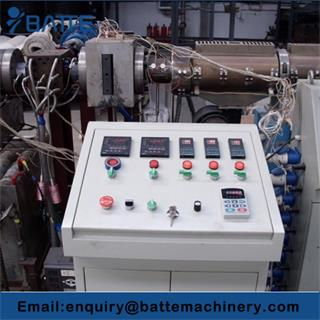 S-series melt pump extrusion control system