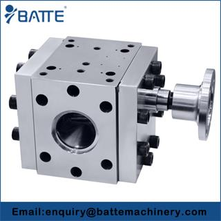 Gear pump advantages