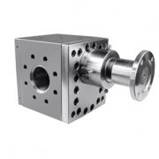Melt Pump System For Extrusion Process
